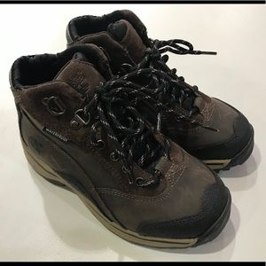 Timberland Youth Jeunes Waterproof Boots Size 13
